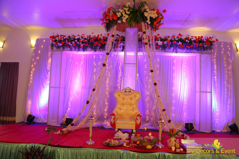 Half Saree Ceremony Organize at RKN Beach Resort