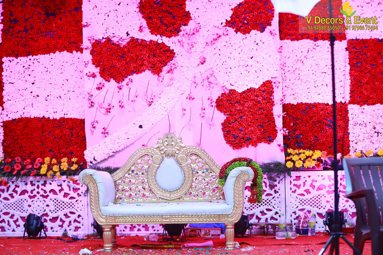 reception decorations kallakurichi
