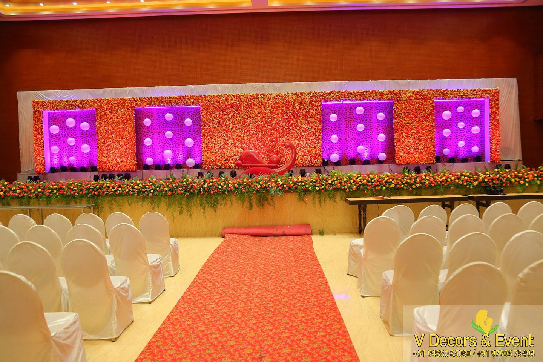 wedding decorations sangamithra