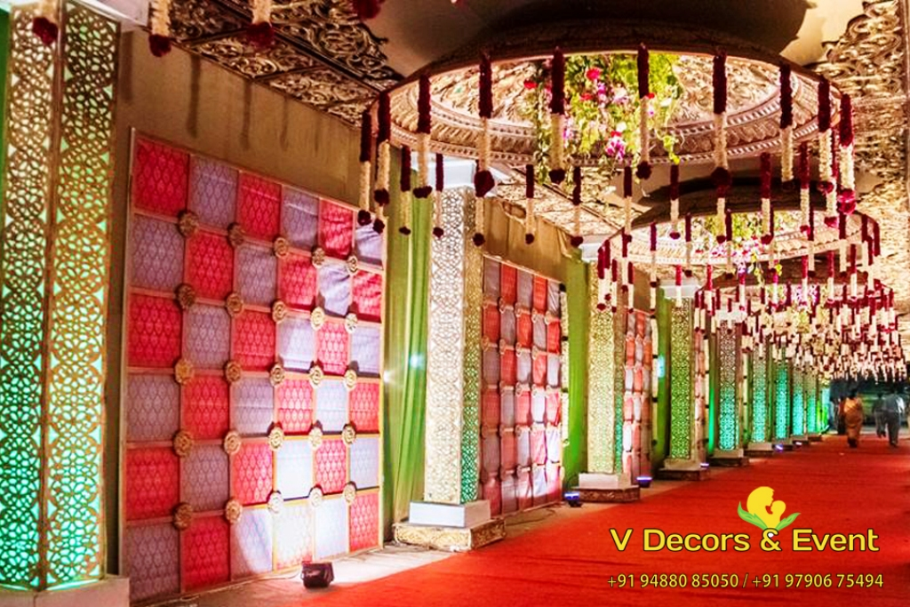 Top Wedding Decorators In Chennai Top Reception Stage Hall