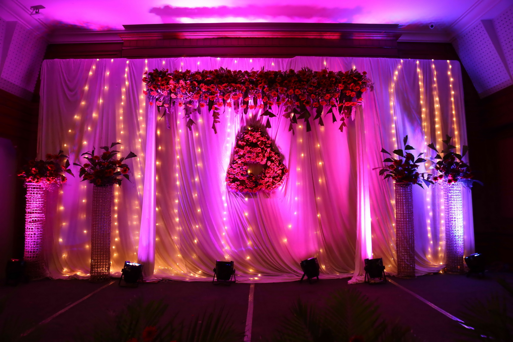 annamalai hotel decorations pondicherry