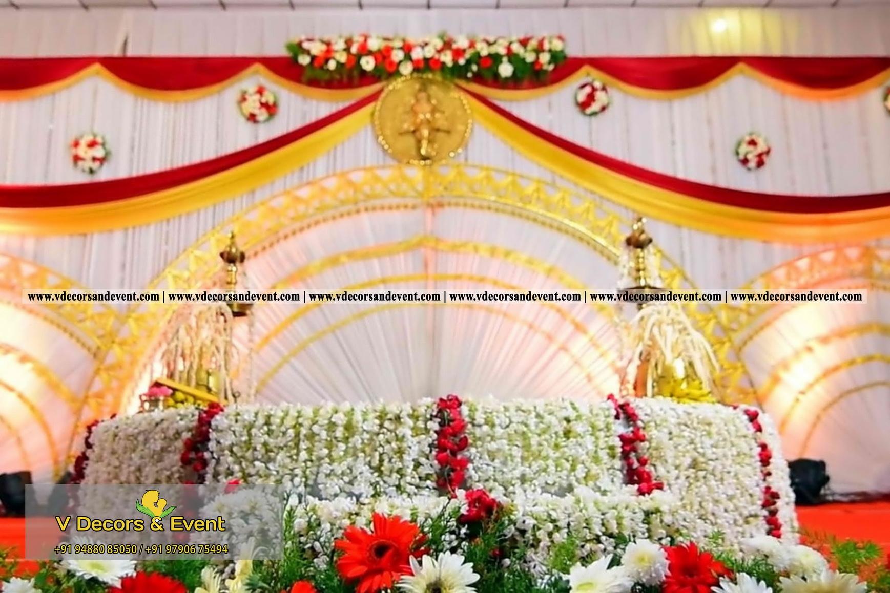 Engagement Decorations Idea India