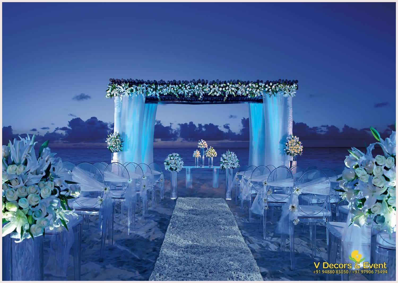Beach wedding pondicherry beach wedding in pondicherrybeach beach wedding junglespirit Choice Image