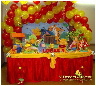 birthday decorations pondicherry,birthday party decorations pondicherry