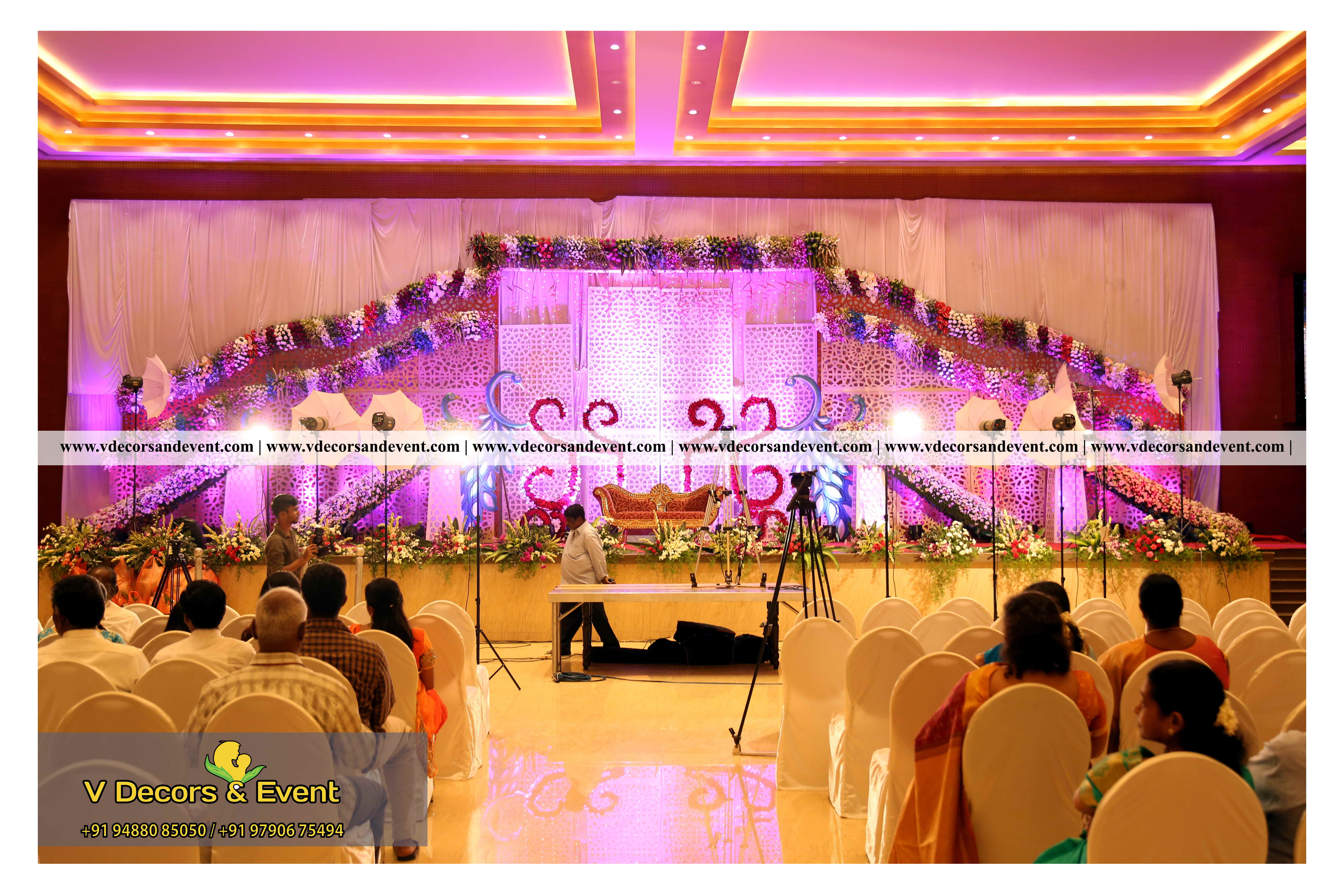 manor silver the hotel at balloons decorations purple decor wedding ivory pin and party