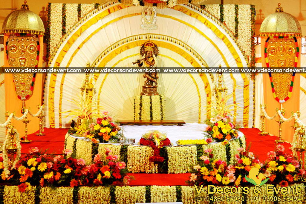wedding decorations pondicherry