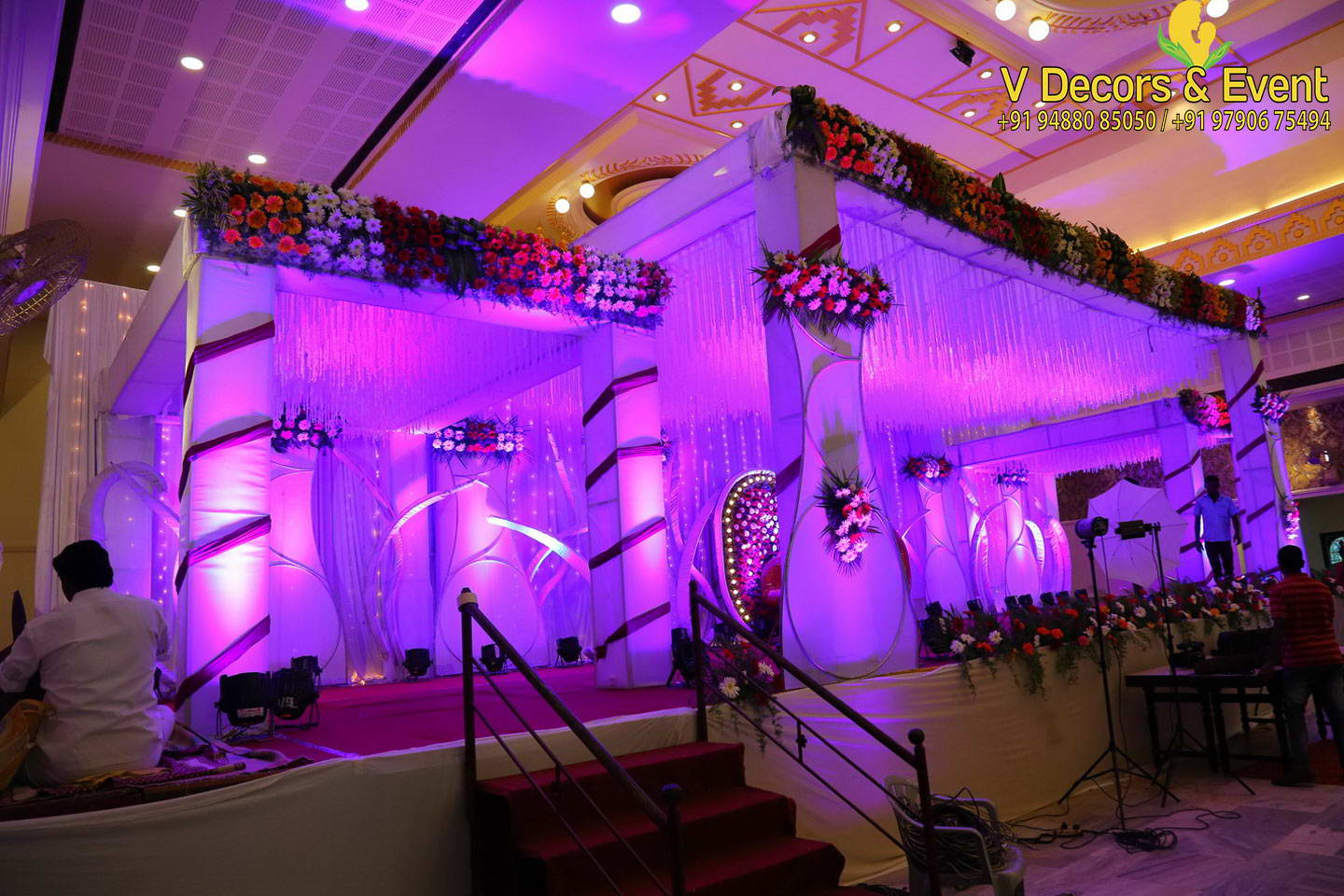 V Decors And Events Wedding Decorations Pondicherry Event