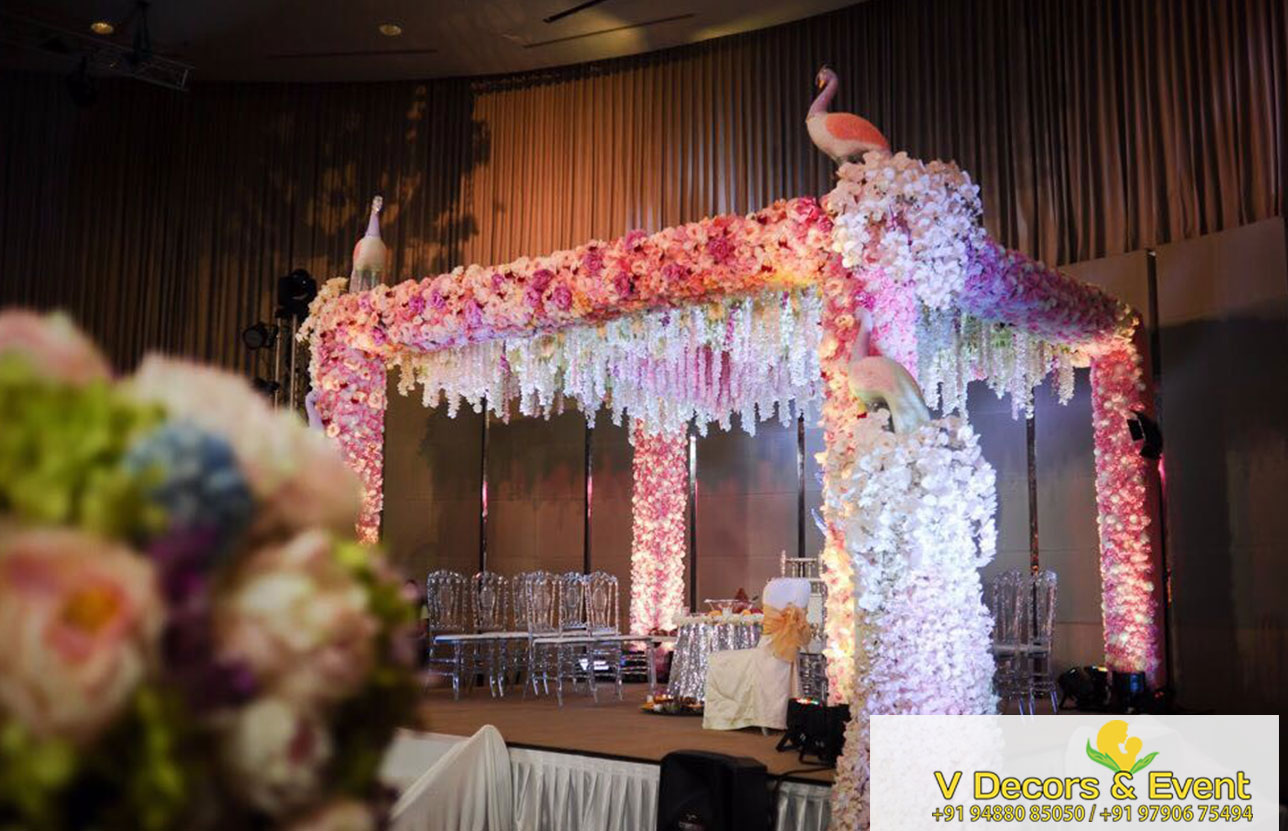 V decors and events chennai wedding planners in chennaiwedding wedding decorations pondicherry wedding decorations pondicherry junglespirit Gallery